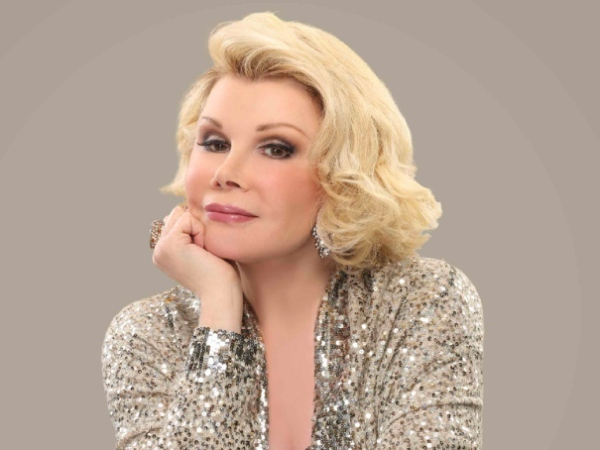 Joan Rivers dead memoriam photos