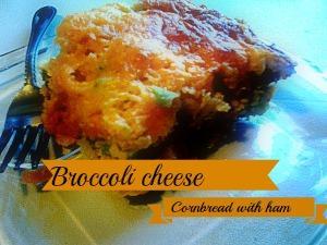 beautyblogtogo broccoli cheese cornbread