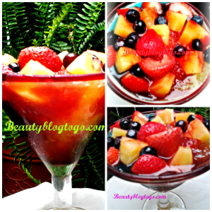 fruit cone summer cool down beautyblogtogo