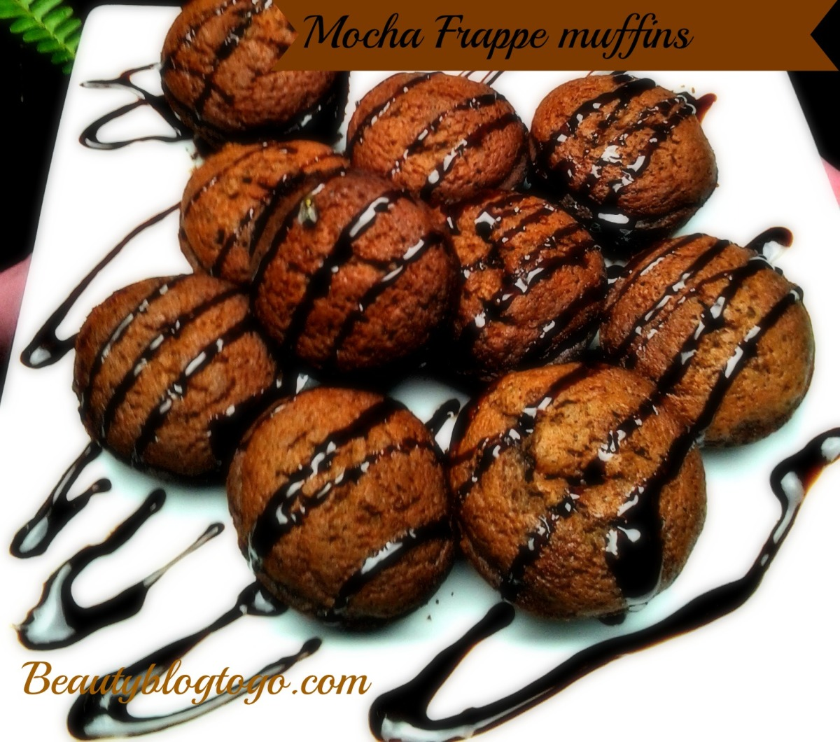 Mocha Frappe muffins