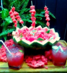 beautyblogtogo watermelon boat