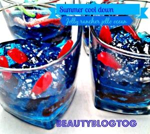 jolly rancher jello ocean beautyblogtogo