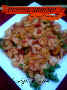 peppershrimp beautyblogtogo