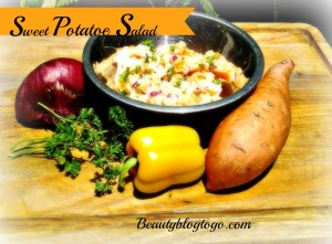 sweetpotatoesalad beautyblogtogo