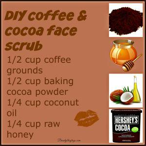 diycoffeecocoafacescrubbeautyblogtogo